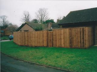 Residential Fencing 8