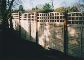 Residential Fencing 12